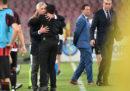 Milan-Napoli in tv o in streaming