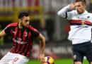 Genoa-Milan del 21 gennaio si giocherà alle 15 invece che alle 21 per ragioni di ordine pubblico