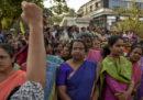 Le proteste delle donne in India