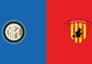 Inter-Benevento di Coppa Italia in diretta TV e in streaming