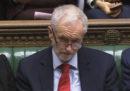 I laburisti hanno chiesto al Parlamento di votare per un secondo referendum su Brexit