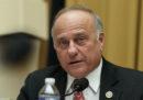 Il deputato Repubblicano statunitense Steve King è stato rimosso da due Commissioni alla Camera per commenti razzisti