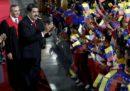 Il presidente venezuelano Nicolás Maduro ha prestato giuramento, dando inizio al suo secondo mandato presidenziale