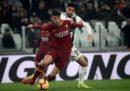 La Roma ha battuto 2-1 il Bologna nel posticipo della 24ª giornata di Serie A
