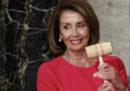 Nancy Pelosi è la nuova speaker della Camera statunitense