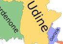 Il Friuli Venezia Giulia rivuole le province