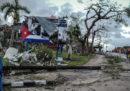 La tromba d'aria a L'Avana, Cuba