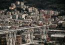 Oggi comincia la demolizione dei resti del Ponte Morandi di Genova