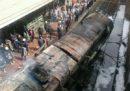 L'incidente alla stazione del Cairo, in Egitto