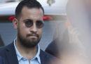 Una commissione d'inchiesta del Senato francese ha raccomandato che Alexandre Benalla sia processato per falsa testimonianza