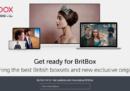 BBC e ITV, le due principali emittenti televisive britanniche, hanno fatto una piattaforma di streaming a pagamento