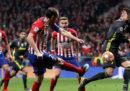 L'Atletico Madrid ha battuto 2-0 la Juventus nell'andata degli ottavi di Champions League