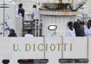 41 migranti che erano a bordo della nave Diciotti hanno chiesto un risarcimento al governo italiano