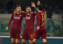 Frosinone-Roma in TV o in streaming