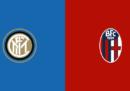 Inter-Bologna in streaming e in TV