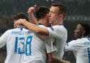 Inter e Napoli si sono qualificate agli ottavi di Europa League