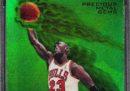 Una carta da gioco di Michael Jordan è stata venduta a 350mila dollari