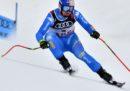 Dominik Paris ha vinto la medaglia d'oro nel supergigante ai Mondiali di sci