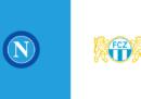 Napoli-Zurigo in TV e in streaming