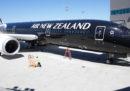 La misteriosa inversione di rotta di un aereo neozelandese diretto in Cina