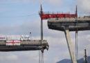 Il Tar ha rinviato alla Corte Costituzionale il ricorso di Autostrade sulla sua esclusione dalla ricostruzione del ponte Morandi