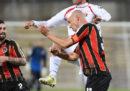 La squadra del Pro Piacenza è stata esclusa dal campionato di Serie C