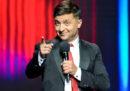 Il comico Volodymyr Zelensky è primo nei sondaggi per le elezioni presidenziali in Ucraina del 31 marzo