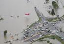Le inondazioni nel Queensland, in Australia