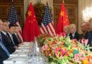 Le trattative tra Cina e Stati Uniti per risolvere la guerra commerciale degli ultimi mesi ricominceranno la settimana prossima