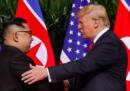 Donald Trump e Kim Jong-un, durante il loro prossimo incontro, potrebbero dichiarare formalmente la fine della guerra tra Stati Uniti e Corea del Nord