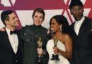 Tutti i vincitori degli Oscar 2019