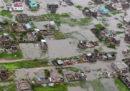 Più di 150 persone sono morte a causa di un ciclone in Zimbabwe e in Mozambico