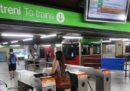 Una persona si è ferita durante una brusca frenata d'emergenza di un treno della linea M2 della metropolitana di Milano