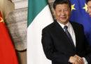 Xi Jinping ha firmato l'accordo con l'Italia