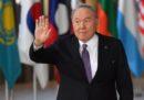 Si è dimesso il presidente del Kazakistan