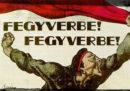 La Repubblica Sovietica di Ungheria