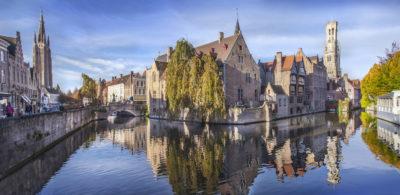 L'importanza dell'acqua per Bruges