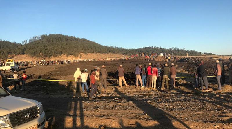 Le 157 Persone A Bordo Dell Aereo Caduto In Etiopia Sono Morte Il Post