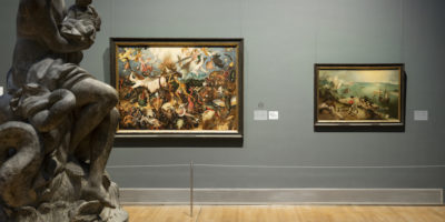 Bruegel ai Musei Reali delle belle arti del Belgio