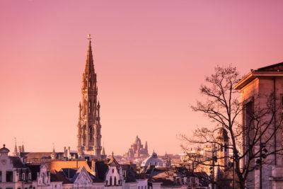 Bruxelles è dentro le Fiandre, ma non ne fa parte