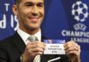 Le cose da sapere sui sorteggi di Champions League