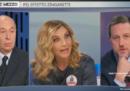 Lorella Cuccarini ha le idee un po' confuse sulle elezioni in Italia