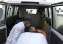 A Kabul, in Afghanistan, ci sono state due esplosioni durante una cerimonia pubblica