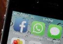 WhatsApp e Instagram stanno avendo problemi per molti utenti