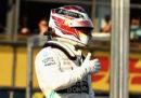 Lewis Hamilton partirà dalla pole position nel Gran Premio d'Australia di Formula 1