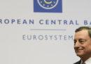 La BCE ha preso due decisioni a sorpresa