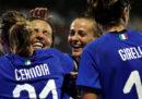 Sky trasmetterà tutte le partite dei Mondiali femminili di calcio