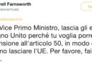 Gli inglesi che chiedono a Salvini di fermare il rinvio di Brexit con Google Translate
