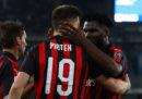 Serie A, le partite della 27ª giornata