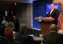 Gli Stati Uniti ritireranno tutto il loro personale diplomatico dal Venezuela